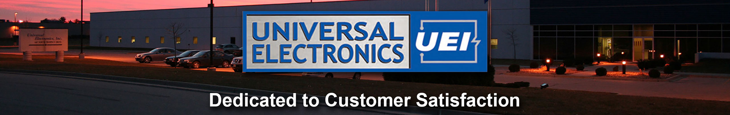 Universal Electronics, Inc. (UEI) is a full service electronics contract manufacturer with a focus on high mix, low-to-medium volume, complex PCBA's and full box builds.